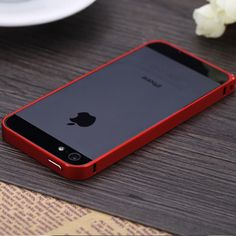 The frame with metal quality, paint spraying processing, exquisite and fashion. ROCK Slim Guard Series Case for iphone at DailyObjects.com