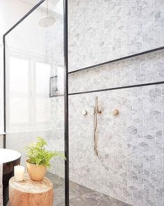 Beautiful bathroom scene on @theblock via @tlcinteriors more #Regram via @ivymuse_melb
