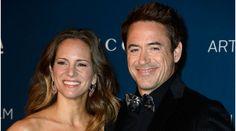 Für die Geburtstagsparty seiner Frau Susan scheute Robert Downey Jr. keine Kosten und Mühen.