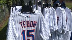 As Tim Tebow jersey sales soar Mets' 'baseball move' is paying off