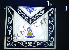 Hand made embroidery work. Freemasonry, Aprons, Embroidery, Frame, Handmade, Decor, Picture Frame, Needlepoint, Hand Made