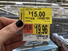 13 Clearance Secrets That'll Make You Love Walmart Again - The Krazy Coupon Lady Walmart Clearance, Money Saving Challenge, Saving Money, Alcohol Drink Recipes, Store Hacks, Selling Online, Online Deals, Coupon Lady, Graphic Prints
