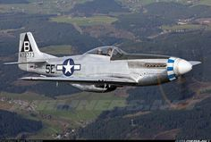 North American P-51D Mustang aircraft picture