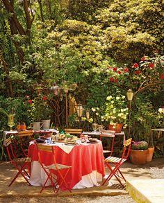 Ο τοπιογράφος απαντά Plantar, Table Decorations, Garden, Shrubs, Irrigation, Rose Trees, Plant Pots, Scenery, Garten