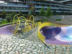 Zorlu Centre Playground, Istanbul