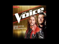 ▶ Craig Wayne Boyd & Blake Shelton - Boots On - Studio Version - The Voice 7 - YouTube