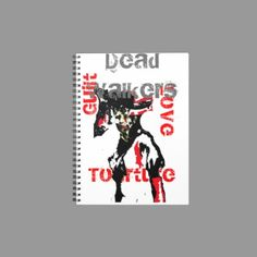 dead walkers notebook