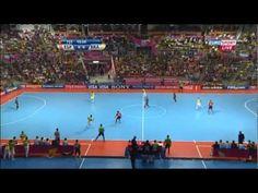 Futsal.World Cup 2012.Final. Spain - Brasil (1т)