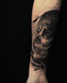 Tattoo Shop Toronto | The Village Ink Black & Grey Work by Tattoo Artist: Jason Hawes @sinners4saints #tattoo #tattoos #blackandgreytattoos #blackwork #thevillageink #toronto #tattooinspo
