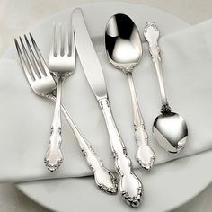 Fine Flatware (Dover pattern). What's your favorite Oneida pattern?