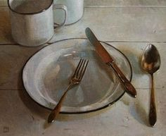 Knife, Fork and Spoon - Christopher Thornock