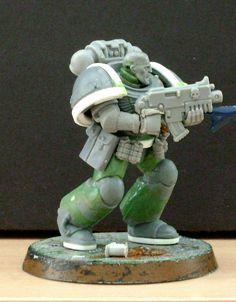 Stavus, The Marine