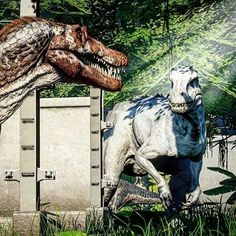 Jurassic Park Trilogy, Jurassic Park 1993, Jurassic World Dinosaurs, Jurassic Park World, Indominus Rex, Tyrannosaurus Rex, Godzilla, Prehistoric Creatures, Prehistoric Dinosaurs