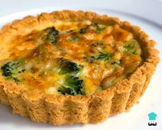 Veggie Recipes, Vegetarian Recipes, Healthy Recipes, Quiches, Tortas Low Carb, Good Food, Yummy Food, Foods With Gluten, Base Foods