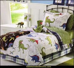 Dinosaur Wall Decor | Decorating theme bedrooms - Maries Manor