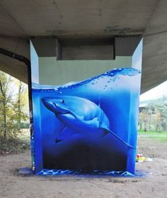 There's Street Art... Then There's Clever Street Art (42 Photos)