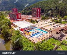 Calimanesti hotel resorts near Ramnicu Valcea, Romania Resorts, Times Square, Travel, Image, Romania, Photos, Viajes, Vacation Places, Trips