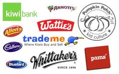 famous brand logos in new zealand - Google Search