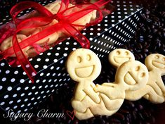 Valentines day gift for him Kama Sutra cookie set by SugaryCharm
