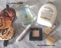 Cute weekend Finds #beautybloggers