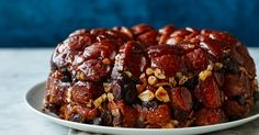 Chocolate & Macadamia Monkey Bread