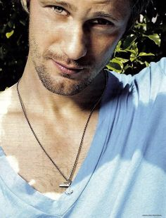 Alexander Skarsgard.... I know I keep posting pictures of him..what can I say?