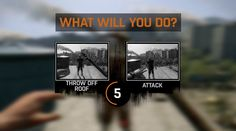 Dying-Light-Interactive-Video-What-Will-You-Do-To-Survive?  Techland have launched an exciting new interactive video of Dying Light that puts you right into the action by making decisions along the way to survive the zombie outbreak.   #PS4Games #DyingLight #PlayStationGames