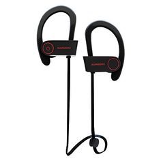 4bf73e953d2 ALANGDUO Bluetooth Headphones G6 Wireless 41 with Builtin Mic IPX7  Waterproof HD Stereo Sweatproof Earbuds for
