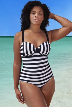 GabiFresh for Swim Sexy The Countess E/F Underwire Swimsuit