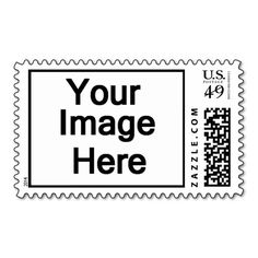 DIY Design Your Own Photo Wedding Stamp Postage Stamps