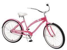 I got this for christmas!!! Nirve Hello Kitty Special Edition Retro Kitty Women's Cruiser Bike by Nirve, http://www.amazon.com/dp/B000QFMZ8E/ref=cm_sw_r_pi_dp_dS1vrb009JCA6