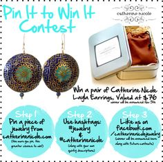Style Clouds Pin It to Win It Contest