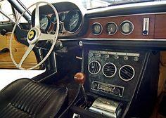 Bent But Complete: 1967 Ferrari 330 GTC Crash Victim   Bring a Trailer