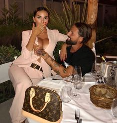Go to 👉 for the hottest fashion! Love this look? Rich Couple, Classy Couple, Best Couple, Couples In Love, Romantic Couples, Black Relationship Goals, Couple Romance, Classy And Fabulous, Couple Goals