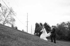 He BETTER help out on a hill like that :) Photography by Josiah & Steph at JosiahAndSteph.com. For wedding videography and booking, find us at emproductionsllc.com #Wedding #PhiladelphiaWedding #UniqueWedding #WeddingColors #WeddingShoes #WeddingDesign #WeddingFashion #Bride #BrideFashion #GroomFashion #BrideAndGroom #PhiladelphiaWedding #PhillyWedding #WeddingVideography #WeddingPhotography