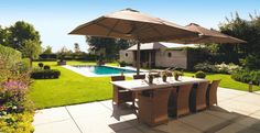 Umbrellas or Awnings? Which one will work for you?