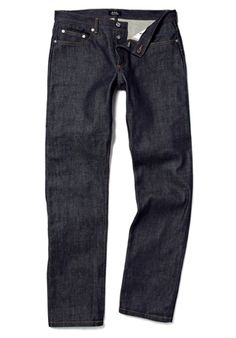 GQ's Best Mens Jeans and Denim article. Click on this and keep the link. Forever.