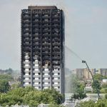 Grenfell Tower: Fire started in Hotpoint fridge freezer, say police - Barbados Today Female Firefighter Quotes, Police Activities, London Police, Tower Block, Willis Tower, Cladding, Skyscraper, Cool Photos, Change Management