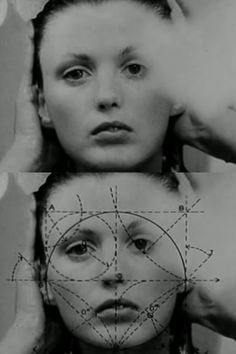 """Dorothy McGowan in """"Qui êtes-vous Polly Maggoo"""" by William Klein"""