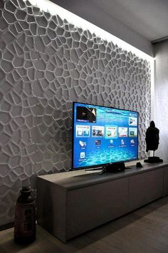 wall panels provide depth to your wall space. Wall Panels will Transform your accent walls at very affordable prices. Textured Wall Panels, Pvc Wall Panels, 3d Panels, Decorative Wall Panels, Wood Panel Walls, Wood Wall, 3d Wall Decor, Wall Decor Design, Textures Murales