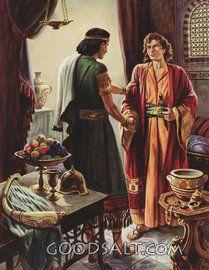 Jonathan's Covenant with David