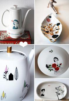 ceramics...