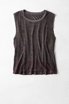 Your favorite relaxed muscle tank with a vivid boho update. Shop the AEO Boho Printed Muscle Tee from American Eagle Outfitters. Check out the entire American Eagle Outfitters website to find the best items to pair with the AEO Boho Printed Muscle Tee.