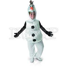 Disfraz Olaf para niño - Dresoop.es