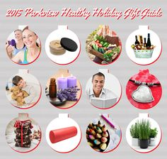 The 2015 Parkview Healthy Holiday Gift Guide - via @ParkviewHealth #giftideas #healthygifts #gifts