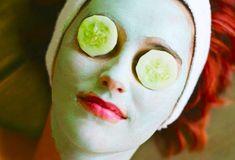 DIY Beauty: Cooling Cucumber Almond Masque - DivineCaroline