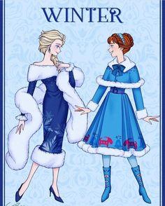 Disney Princess Fashion, Disney Princess Frozen, Disney Princess Drawings, Disney Princess Pictures, Anime Princess, Disney Drawings, Arte Disney, Disney Fan Art, Disney Love