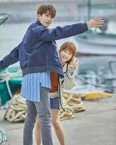 Park Hyung sik and park bo young strong woman do bong soon drama ❤❤ Park Bo Young, Park Hyung Sik, Korean Actresses, Korean Actors, Actors & Actresses, Asian Actors, Strong Girls, Strong Women, Park Hyungsik Strong Woman