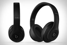 Never been a fan of this 'b' label on the ears, but might consider this more sublet look... :) Beats Studio Wireless Headphones