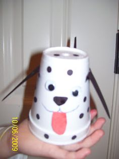 Ramblings of a Crazy Woman: Fire Safety Dalmation